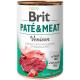 Консервований корм - Pate & Meat Dog з олениною