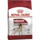 Сухой корм - Полнорационные сухой корм для взрослых собак средних пород в возрасте от 12 месяцев до 7 лет