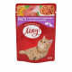 Консервований корм - для дорослих котів «Рагу з кроликом та індичкою»