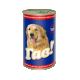Консервований корм - «Для дорослих собак з яловичиною в апетитному соусі»