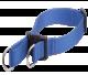 Для собак - Нашийник посиленний з нейлону зі світловідбиваючою ниткою та пластиковою пряжкою
