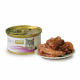 Консервований корм - Cat вологий корм на основі соковитого м'яса тунця та лосося