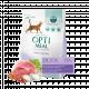 Сухой корм - Сухой корм для взрослых кошек с эффектом выведения шерсти - утка