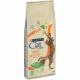 Сухий корм - З куркою. Сухий повнораціонний корм для дорослих котів