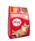 Сухий корм - Сухий корм для дорослих котів з м'ясом