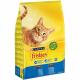 Сухой корм - Сухой корм для кошек с лососем и овощами