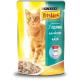 Консервований корм - Шматочки у підливці з качкою для котів