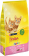 Сухой корм - Junior Сухой корм для котят с курицей, молоком и овощами