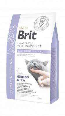 Сухой корм - VD Gastrointestinal Cat
