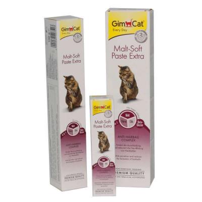 Для котів - Malt-Soft Extra Паста для виведення шерсті зі шлунку котів