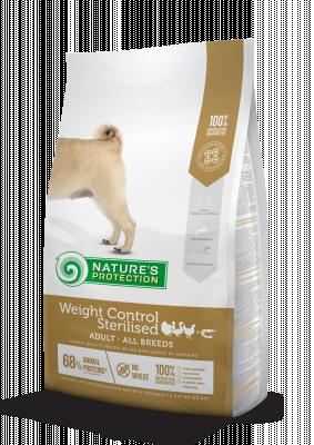 Сухой корм - Weight Control Sterilised Adult All Breeds (Light)