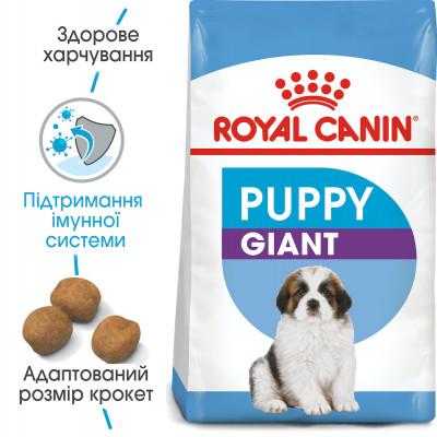 Сухий корм - Giant Puppy