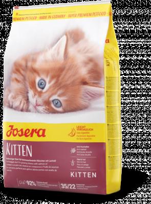 Сухой корм - Kitten