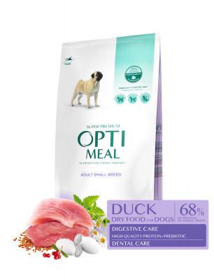 Сухий корм - Adult Dogs Small Duck Сухий корм для дорослих собак малих порід — качка