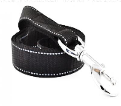 Для собак - Повідок з нейлону зі світловідбиваючою ниткою
