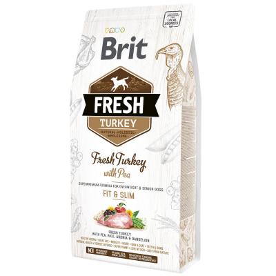 Сухий корм - Fresh Turkey with Pea Adult Fit & Slim