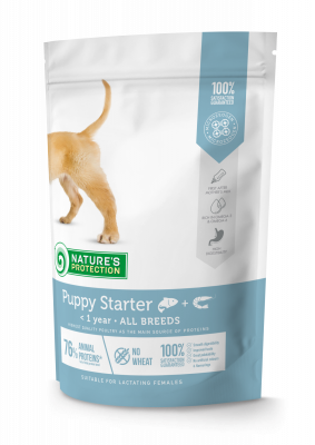 Сухой корм - Puppy starter All Breeds