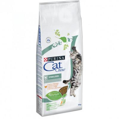 Сухой корм - Special Care Sterelized Сухой корм с курицей для кастрированных котов и стерилизованных кошек