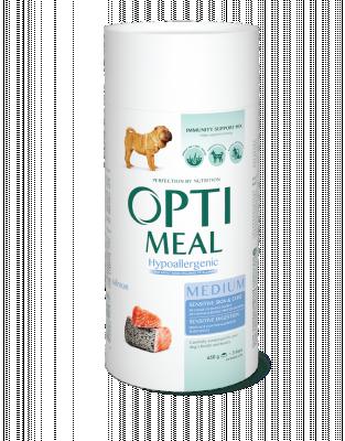 Сухой корм - Adult Dogs Hypoallergenic Medium Salmon Гипоаллергенный сухой корм для взрослых собак средних пород - лосось