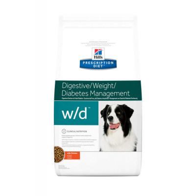Лікувальний корм - PD Canine W/D