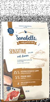 Для котів - Sanabelle Sensitive Lamb