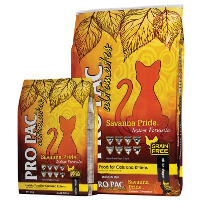 Сухий корм - Savanna Pride Indoor Formula для котів та кошенят, що живуть у приміщенні