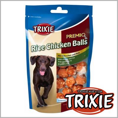 """Лакомства - Лакомство д/собак""""Rice Chicken Balls""""(курица+рис)"""