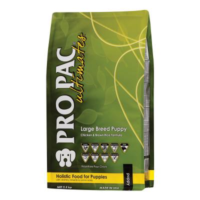 Сухой корм - Large Breed Puppy Chicken & Brown Rice Formula корм для щенков крупных пород с курицей и рисом
