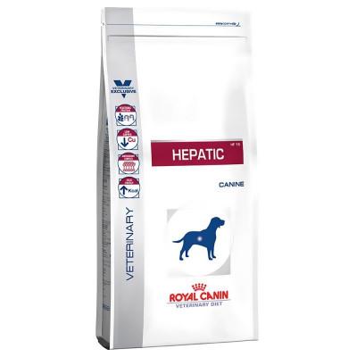 Сухой корм - Hepatic Canine