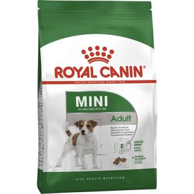 Сухой корм - Полнорационные сухой корм для взрослых собак малых пород возрастом от 10 месяцев до 8 лет