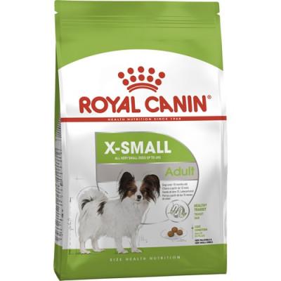 Сухой корм - Полнорационные сухой корм для взрослых собак миниатюрных пород возрастом от 10 месяцев до 8 лет