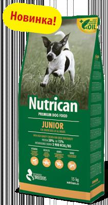 Для собак - JUNIOR  сухий корм для цуценят всіх порід