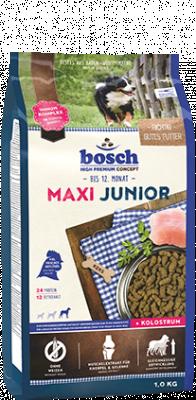 Сухий корм - Maxi Junior