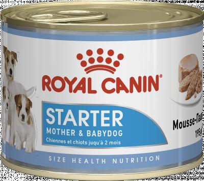 Консервований корм - Starter mother & babydog mousse
