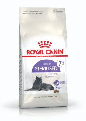 Сухой корм - Sterilised 7+