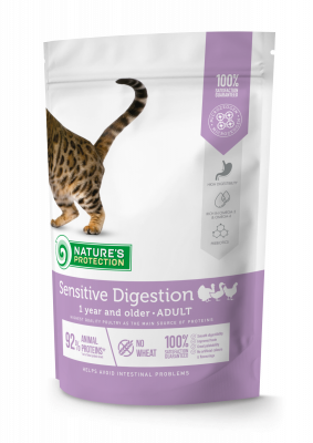 Сухой корм - Sensitive Digestion  для  кошек с чувствительным пищеварением