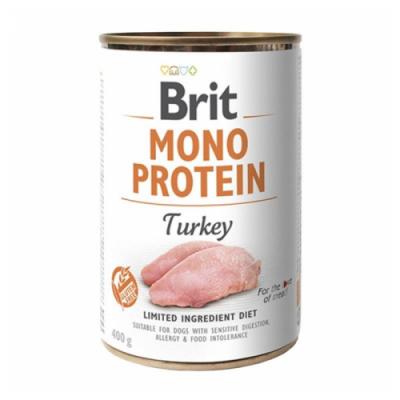 Консервований корм - Mono Protein Dog з індичкою