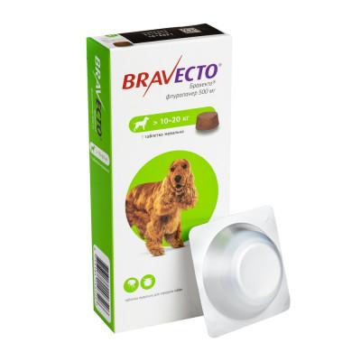 Від бліх та кліщів - Bravecto 10-20 кг