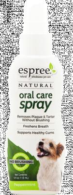 Для собак - Natural Oral Care Spray - Peppermint for dogs Спрей для догляду за зубами з м'ятою для собак