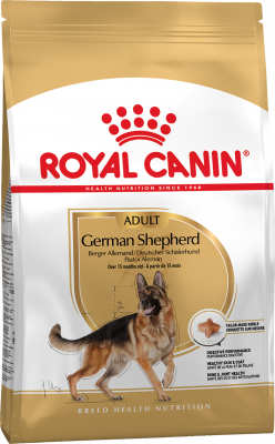 Сухой корм - German Shepherd Adult