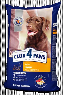 Сухой корм - Adult All Breeds Light Сухой корм для взрослых собак - контроль веса
