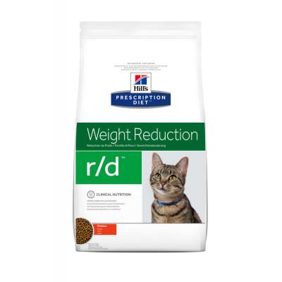Лікувальний корм - PD Feline R/D