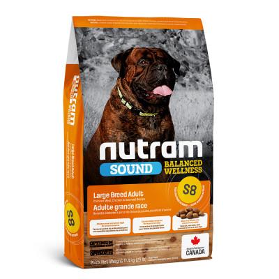 Сухий корм - S8 Sound Balanced Wellness Large Breed Adult Dog