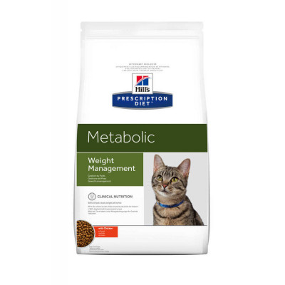 Лечебный корм - PD Feline Metabolic