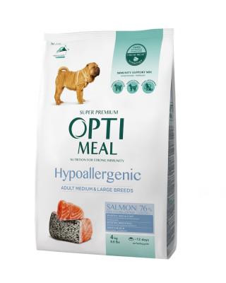Сухой корм - Adult Dogs Hypoallergenic Medium and Large Breeds Salmon Гипоаллергенный сухой корм для взрослых собак средних и крупных пород - лосось