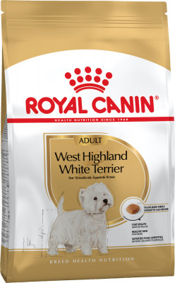 Сухий корм - West Highland White Terrier Adult