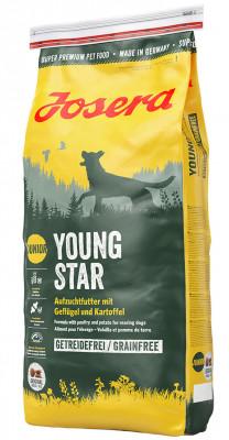 Сухий корм - YoungStar