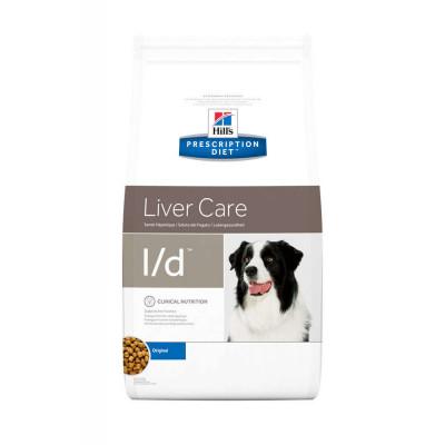 Лікувальний корм - PD Canine L/D