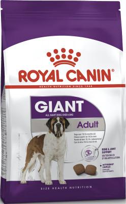 Сухий корм - Giant Adult