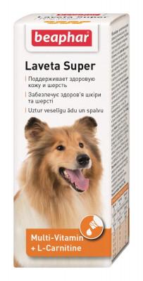 Витамины и добавки - Laveta Super For Dogs Капли для здоровья шерсти собак